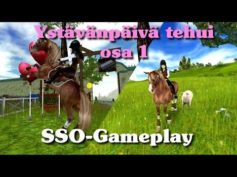 Ystävänpäivä tehui, osa 1 - SSO Gameplay [only in Finnish]
