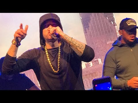 Eminem at Citi Sound Vault 2018, Full Concert (Irving Plaza, New York, 26.01.2018) + River & WoW