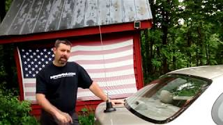Tram 3500 CB Antenna Review And Range Tests