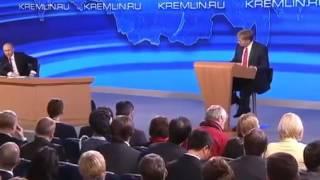 Скандальный вопрос Ксении Собчак Путину. Зачем ты ей дал слово?