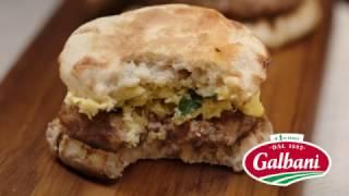 Ricotta Breakfast Sandwich