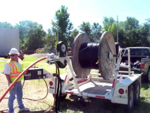How to Install Fiber Optic Cable