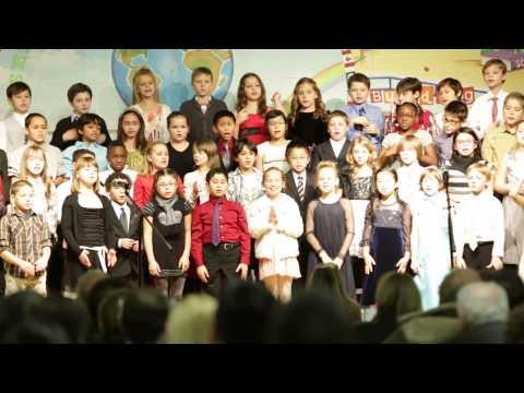 Gower West Elementary School 3rd grade choir