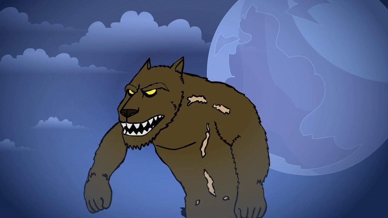 Werewolf transformation: animation test by AemnAnsMaequia ...  Werewolf Transformation Animation