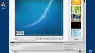 Обзор программы Super DVD Creator – видео-урок TeachVideo