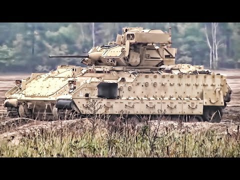 US Army Armored Brigade Combat Team • Apache Helicopters
