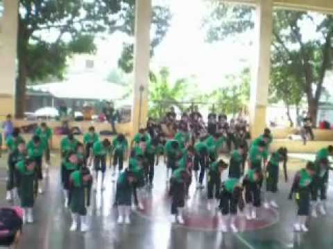 """Cheering Dance GREEN TEAM ( GREEN MINDED ) Computer Site Institute Inc, """" The Champion 2012"""""""