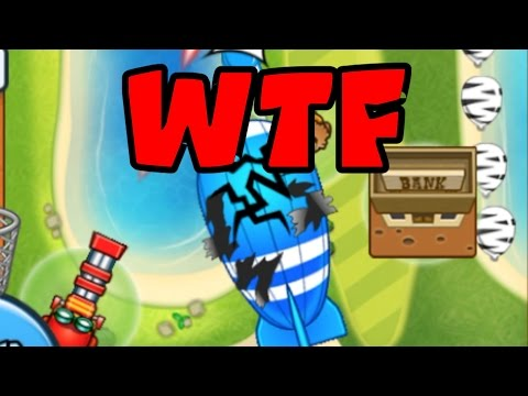 WHAT IS THIS GUY DOING?! LASER CANNON! (Bloons TD Battles / BTD Battles)