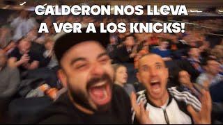 Calderón nos invita a los New York Knicks!