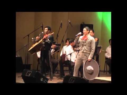 Carlos Gutiérrez El Charro Curicano - Homenaje a México