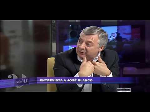 «Vía V» Entrevista a José Blanco (cap. 679 - parte 3 - 10/04/14)