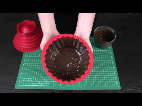 How To Make A Giant Chocolate Cupcake Case Patty Pan