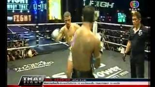 Sudsakorn Sor Klinmee vs Gustavo Mendes - Thai Fight 2012 16 december @muaythaicombat