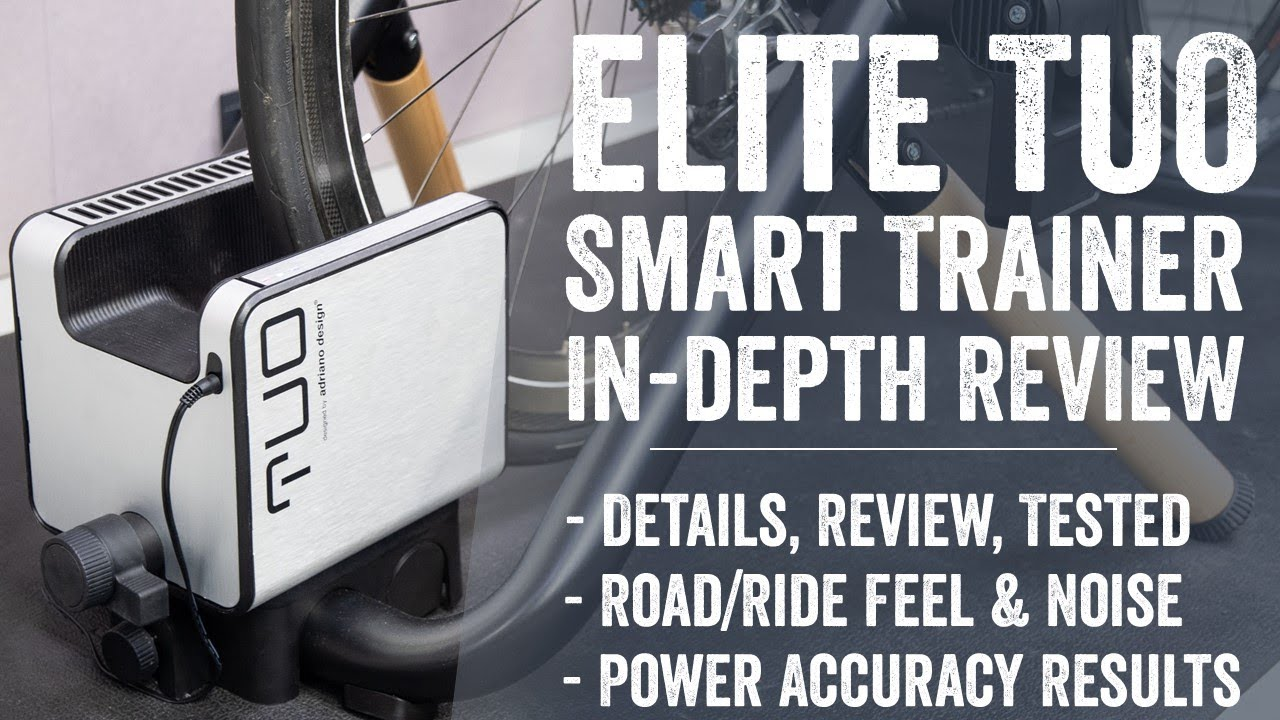 Download Elite Tuo Smart Trainer Review // Setup, Testing, Accuracy
