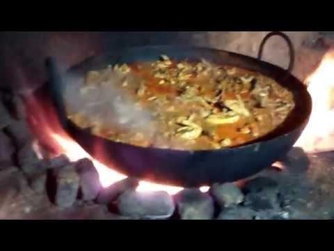 Courtallam/ Sengottai Famous Border Rahmath Kadai Parotta and Chicken - Arun Kumar B