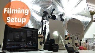 Filming Setup & Equipment! | Behind the 'Tube