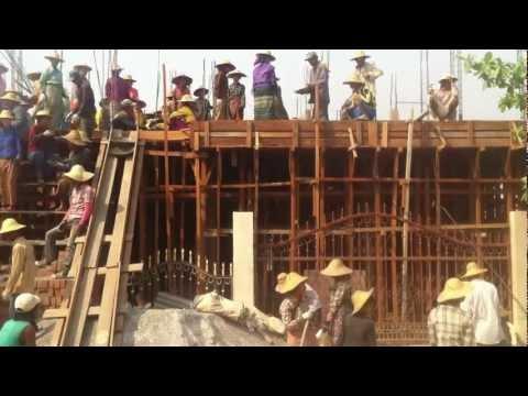Myanmar Construction Anno 2013