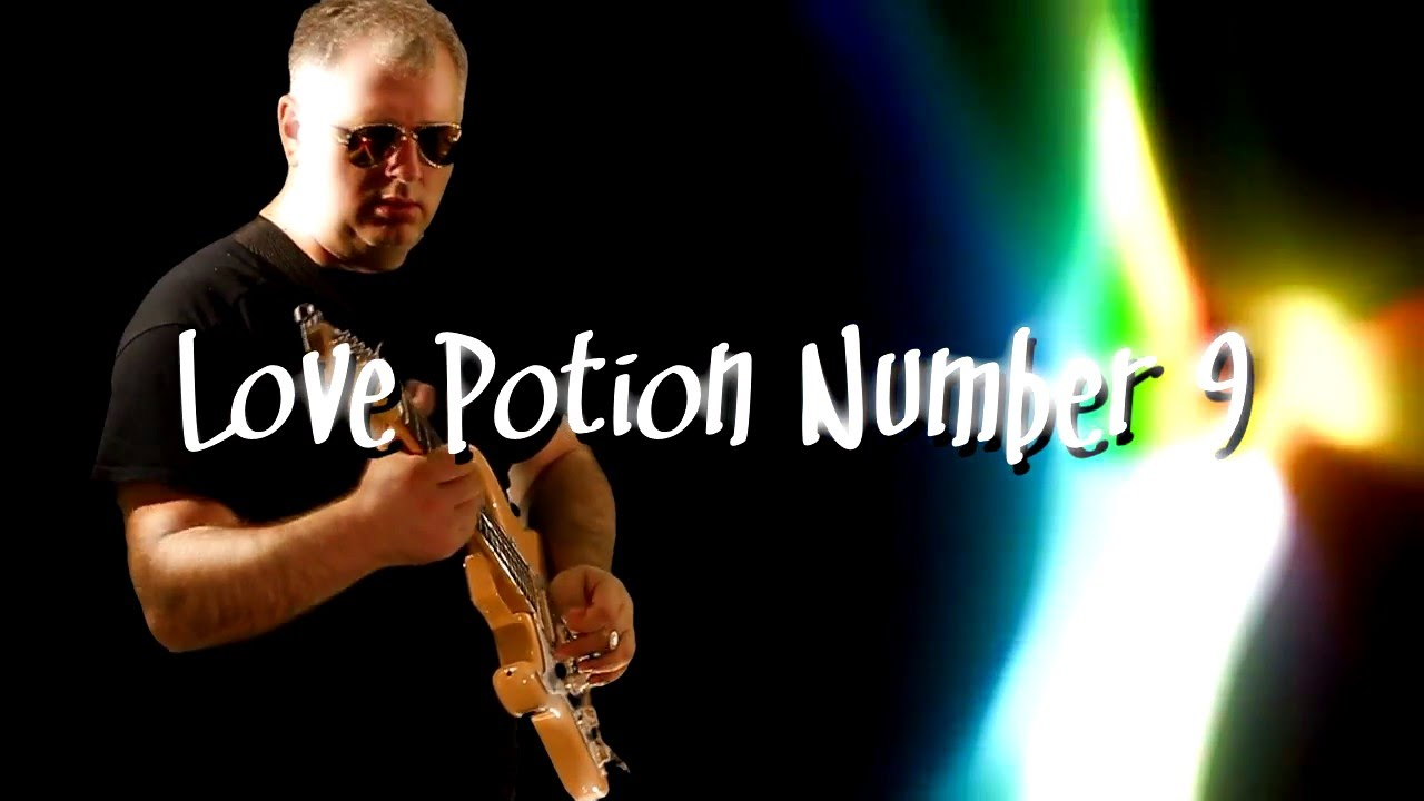 Love Potion Number 9 The Clovers Chords Chordify
