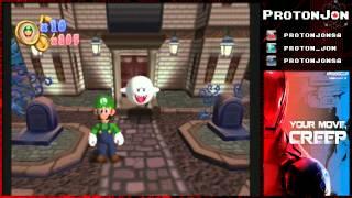 Dance Dance Revolution: Luigi Mix - Livestream Highlight