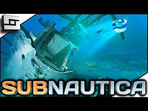 Subnautica Gameplay : UNDERWATER ISLAND WRECK! S3E8