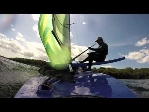 International Canoe 5 Minute AC Shakedown