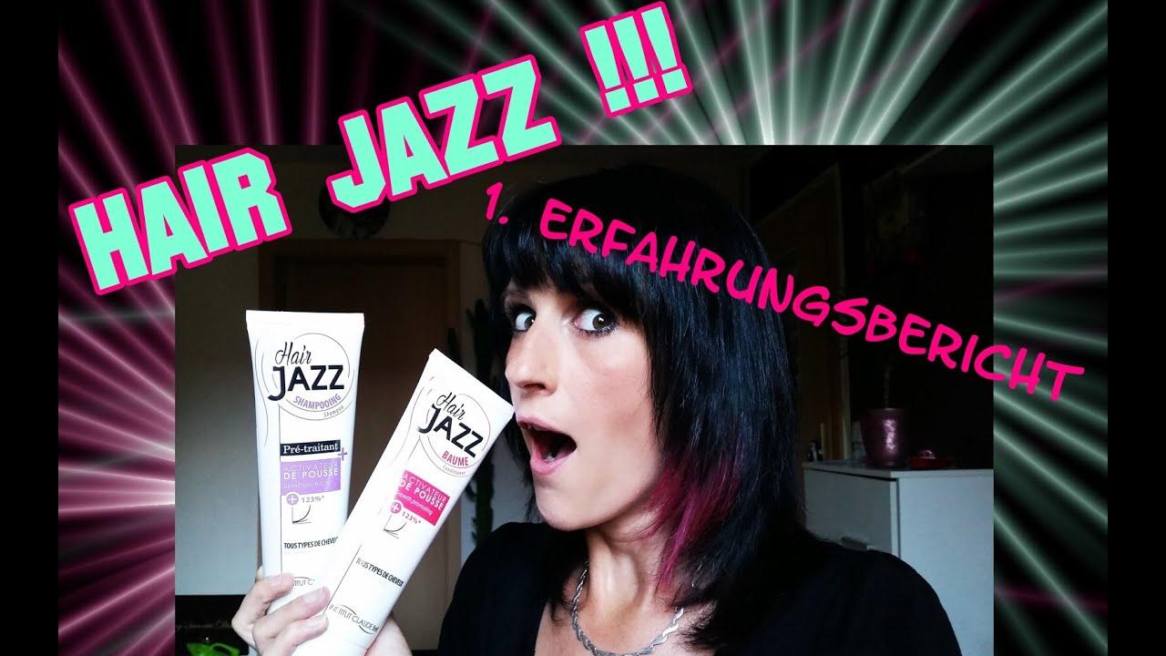Hair Jazz 1erfahrungsbericht Nach 2 Wochen Testen Youtube