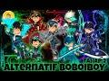 Elemental Baru Alternatif Boboiboy Tahap 2