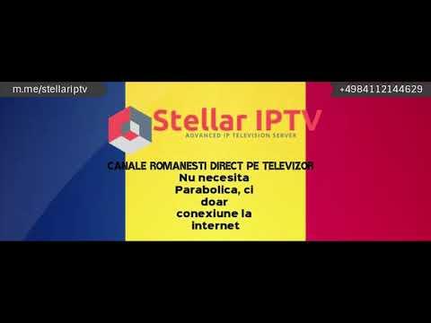 🔥POSTURI TV 🇷🇴ROMANIA🔥(190 Ro + 1200 europa), inclusiv HD(720p) si FHD(1080p)