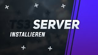 Tutorial: Teamspeak Server (Standard-Lizenz) auf einem v/Root Server installieren | German