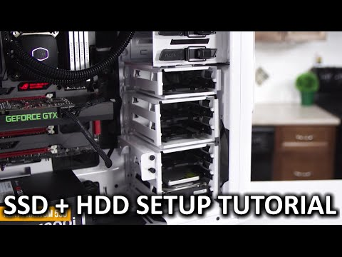 How To: Optimize your SSD+HDD setup
