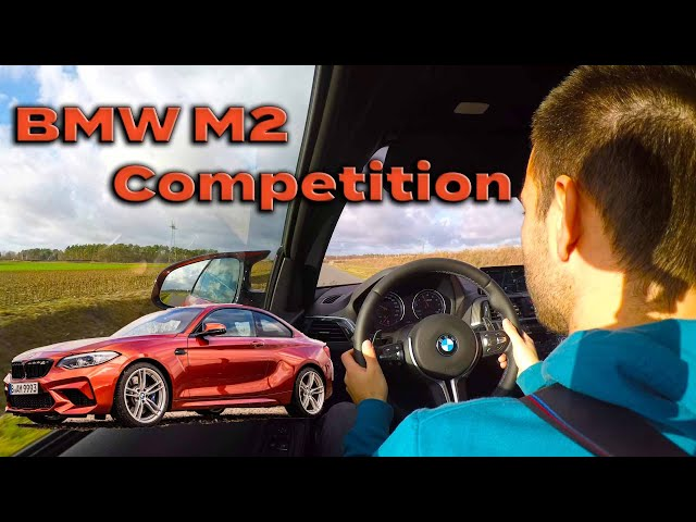 BMW M2 Competition - Onboard