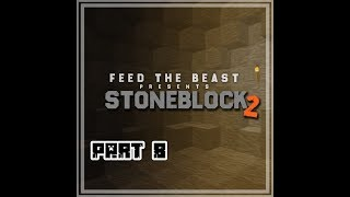 Minecraft: StoneBlock 2   Getting a ME System Up and Running!