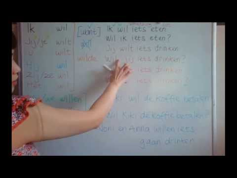 LEARN DUTCH/ NETHERLANDS & INDONESIAN LANGUAGE/ BAHASA INDONESIA [IN ENGLISH] #15 I WANT THEY WANT