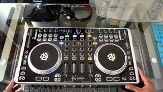 Numark N4 Digital DJ Controller Review