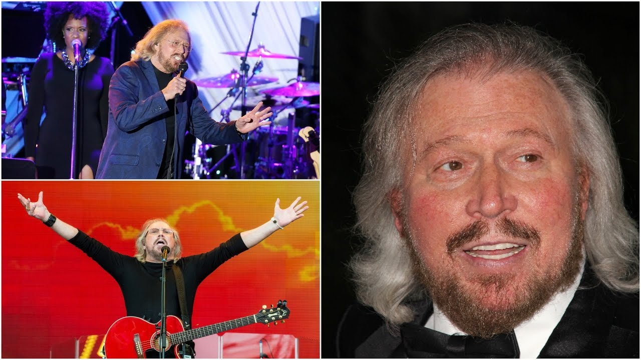 Barry Gibb S Bio Age Children Wife Net Worth Family Kids Wife Brothers Youtube