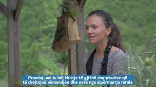 Në mbështetje të qendrueshmërisë ekonomike të grave përmes turizmit vendas