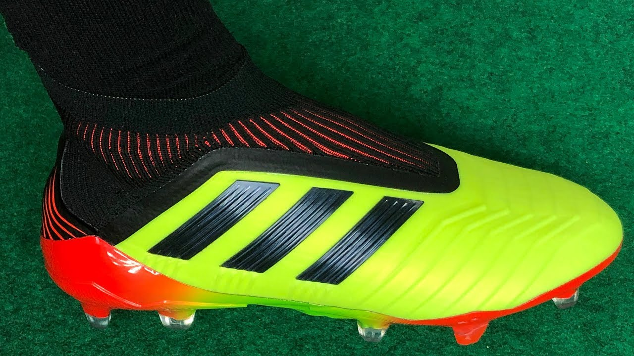 6a0fd34678c Adidas Predator 18+ (ENERGY MODE PACK) - Unboxing