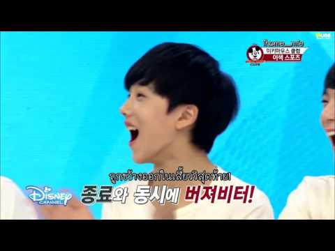 [THAISUB] Mickey Mouse Club #smrookies EP2 FULL