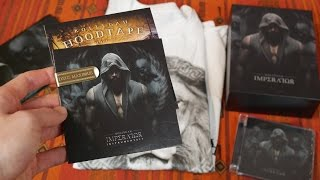 KOLLEGAH - IMPERATOR (Deluxe Box) UNBOXING