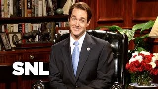 Presidential Bash: John Edwards - Saturday Night Live