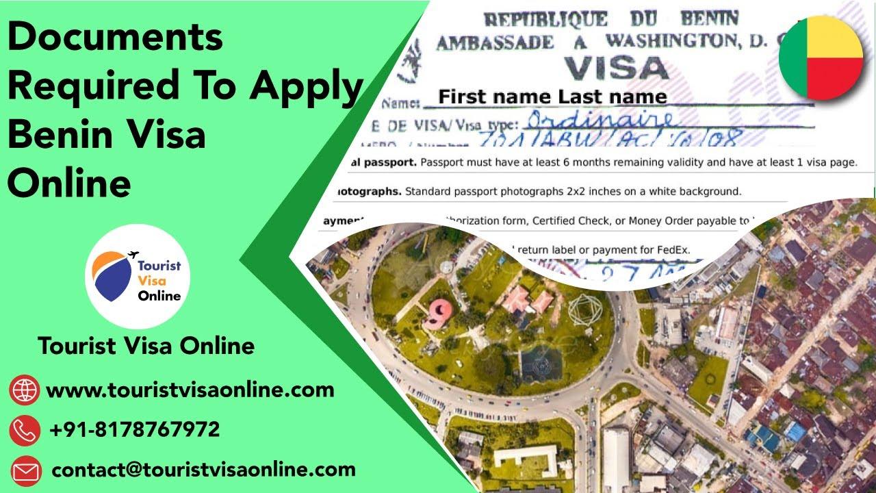 Document Required For Apply Benin Visa Online At Touristvisaonline Com Benin E Visa Application Youtube