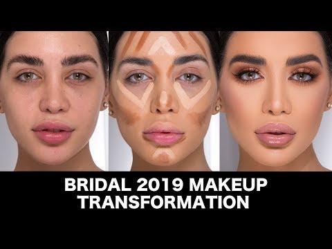 Bridal Makeup 2019 TUTORIAL By Samer Khouzami