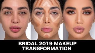 Bridal Makeup 2019 TUTORIAL by Samer Khouzami