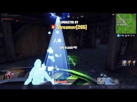 Fortnite - Nvidia GeForce Experience ShadowPlay DVR Automatic Highlights Reel - GTX 1070