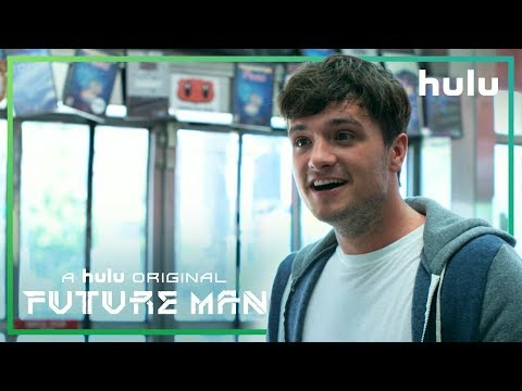 Future Man Exclusive Scene (Official) • Future Man, Only on Hulu