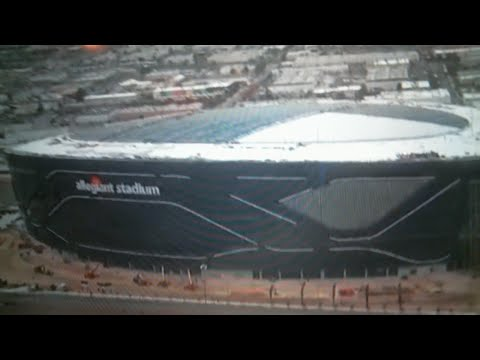 Las Vegas Stadium Workers On During ShutDown, NFL Free Agency, White Media Steals Zennie62 Work