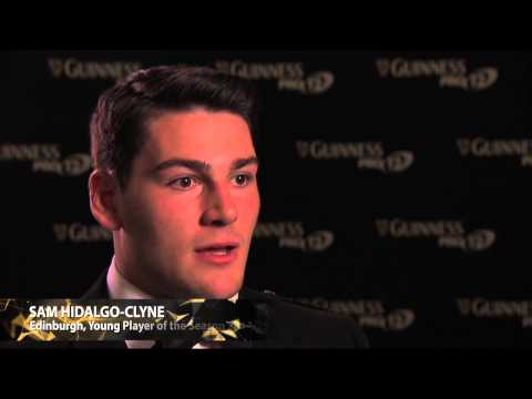 GUINNESS PRO12 Young Player of the Year 2014/15