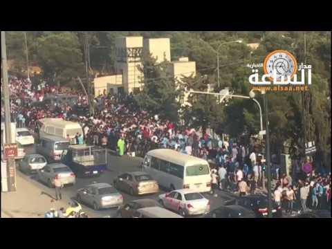 جماهير الفيصلي تزحف الى ستاد عمان