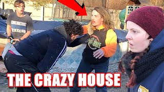 Backyard Wrestling Over a Woman - Indy Promoter Confronts AWE Stars - Tommy Responds to My Apology