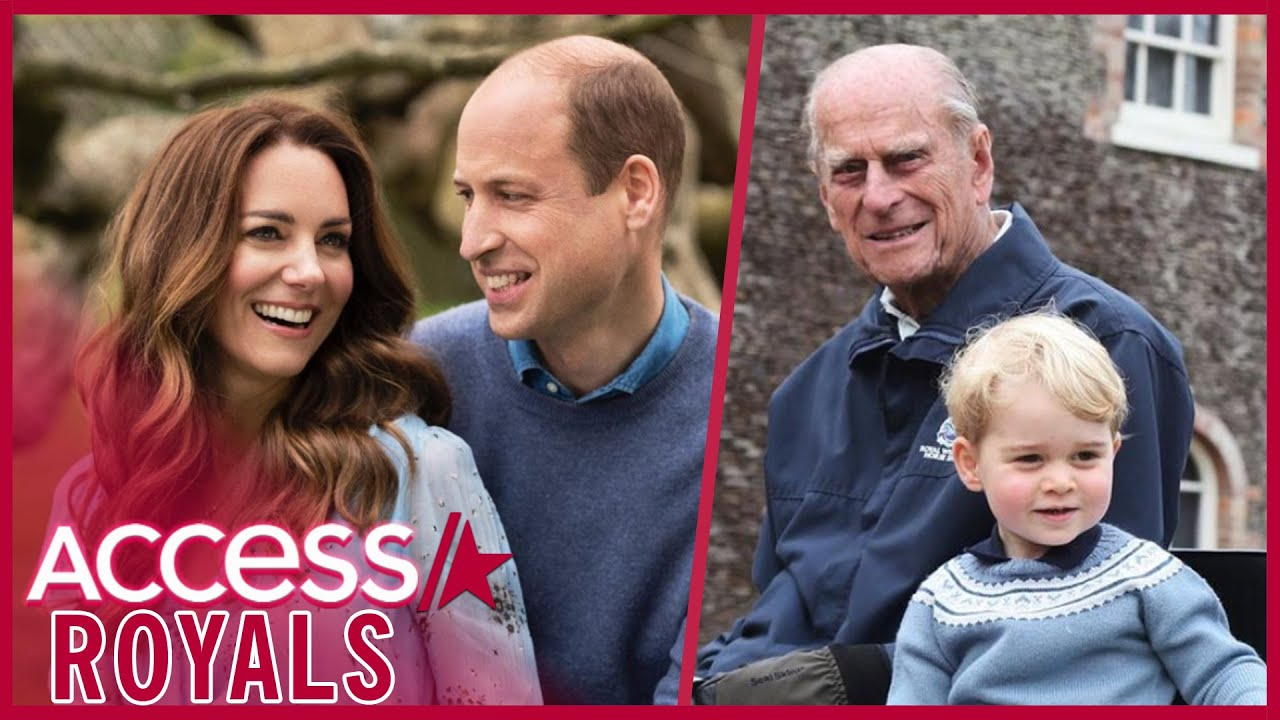 Kate Middleton, Prince William & Kids Miss 'Much Loved' Prince Philip